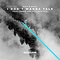 I Don't Wanna Talk