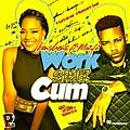 Work She Cum